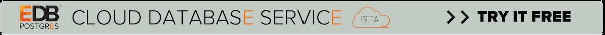 Cloud Database Service
