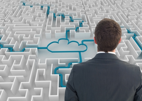 Navigating the maze to cloud