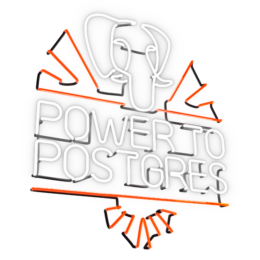 Power to Postgres