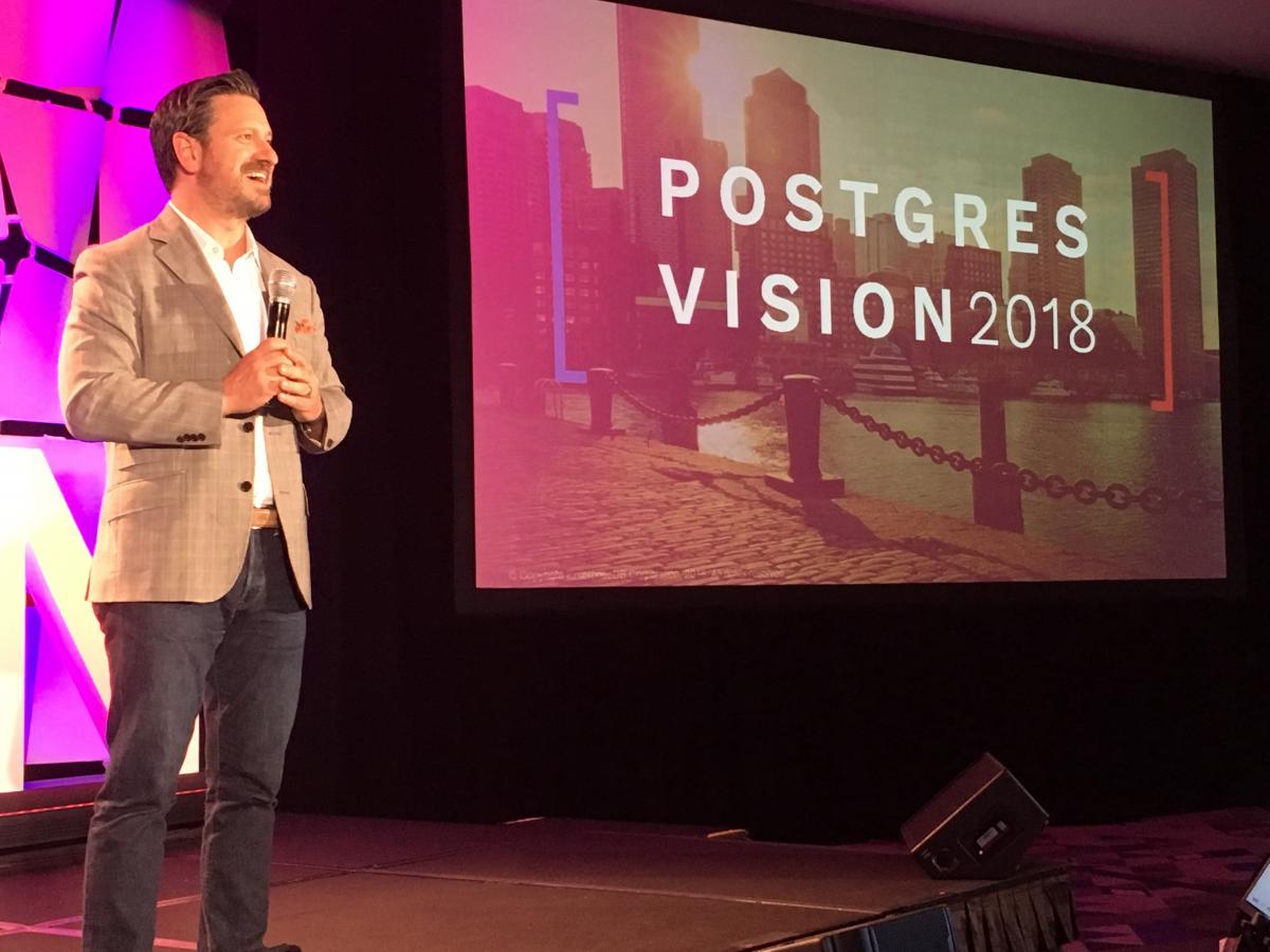 Postgres Vision 2018