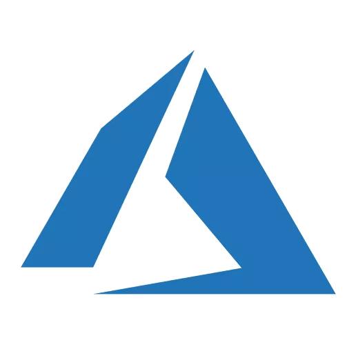 Microsoft Azureのロゴ