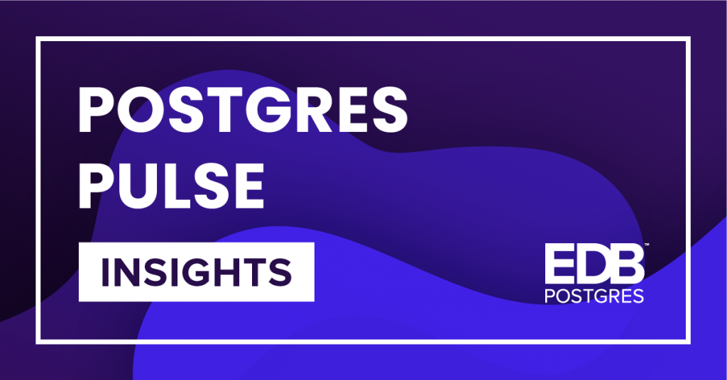 Postgres Pulse Insights