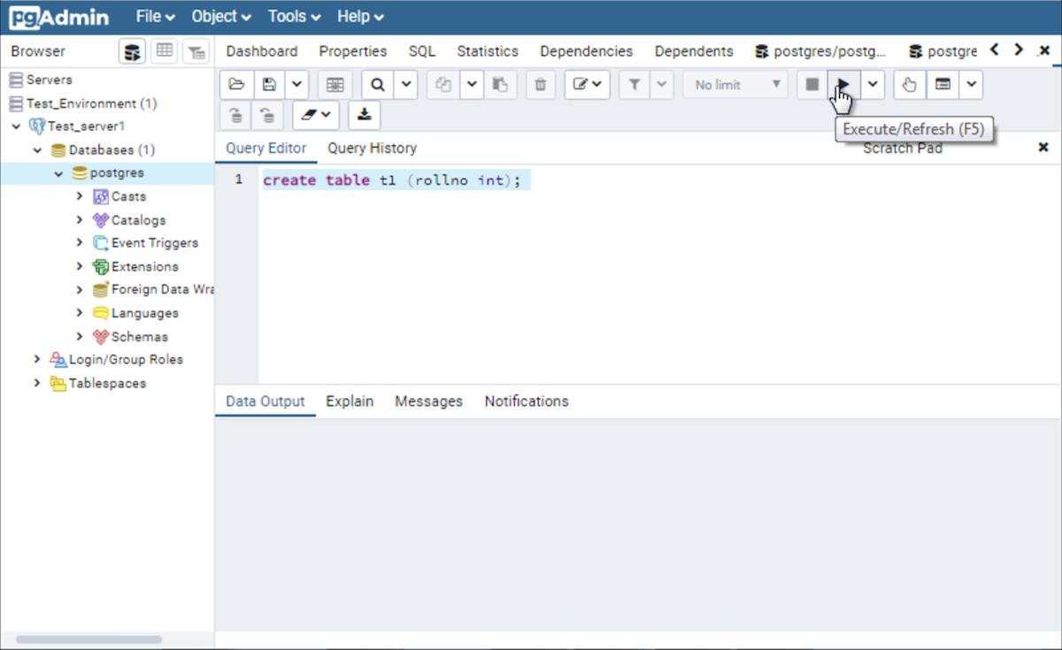 pgAdmin, a comparable tool to PL/SQL Developer for PostgreSQL   EDB