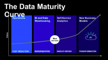 Data Maturity Curve