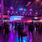 Picture from AWS re:Invent 2019