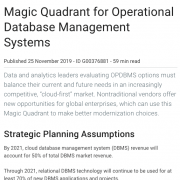Magic Quadrant 2019 White Paper thumbnail